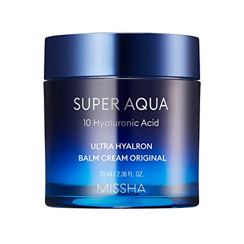 Missha Super Aqua Ultra Hyalron Balm Original Cream 70 ml