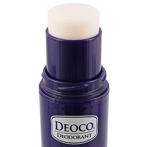 DEOCO Deodorant Sweet Floral (Stick Type) 13 grams