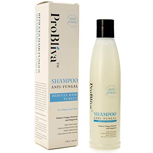 ProBliva Fungus Shampoo for Hair & Scalp - Help to Reduce Ringworm, Itchy Scalp