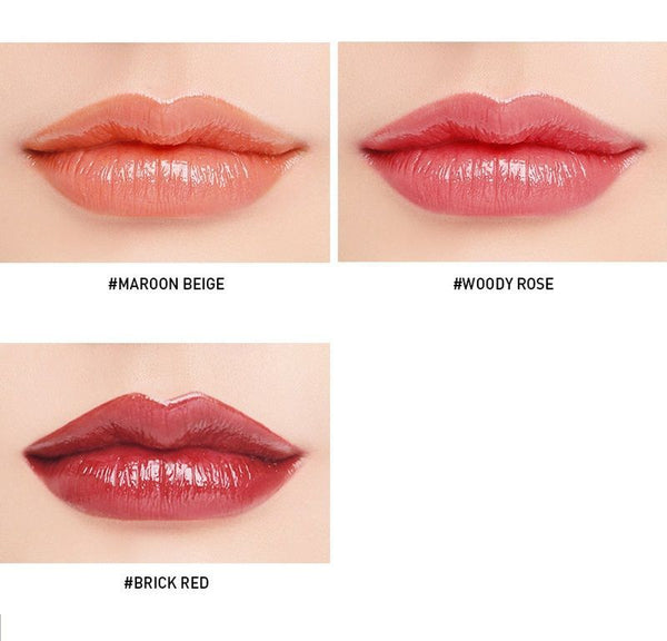 3CE - Heart Pot Lip (5 Colors)