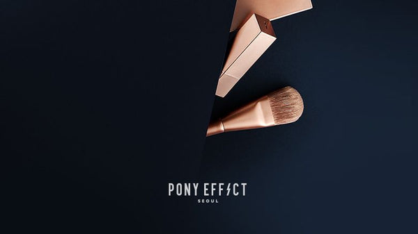 PONY EFFECT - Smooth Dough Puff 2pcs