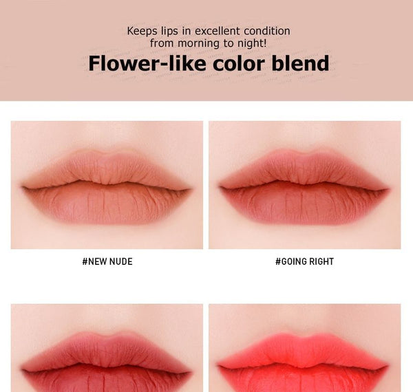 3CE - Velvet Lip Tint - 15 Colors