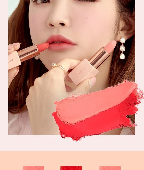 Peach C - Easy Matte Lipstick Blossom Edition - 2 Colors