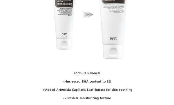 PURITO - BHA Dead Skin Moisture Gel 100ml