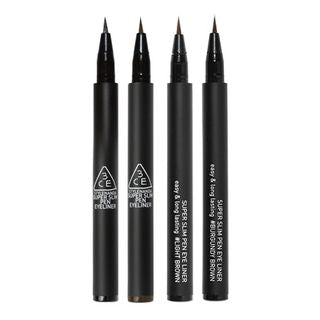 3CE - Super Slim Pen Eye Liner (4 Colors)