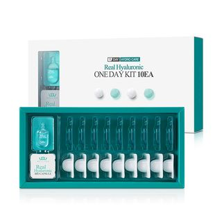 WELLAGE - Real Hyaluronic Bio Capsule & Blue Solution One Day Kit 10-Day Set