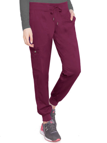 7710 JOGGER YOGA PANT (Size:XS/T-XL/T) - All About Scrubs llc