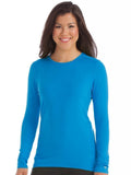 8499 PERFORMANCE KNIT TEE(SIZE: XXS-L) - All About Scrubs llc
