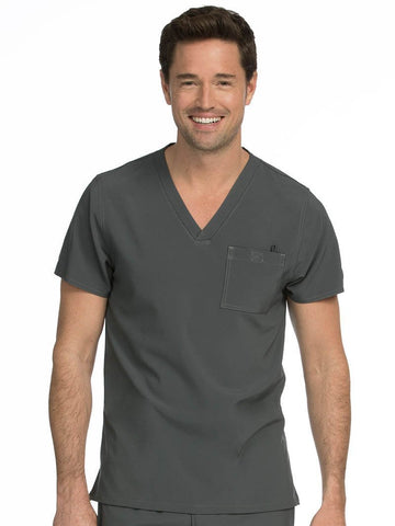 8530 MEN'S PERFORMANCE 1 POCKET TOP - All About Scrubs llc