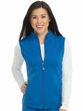 8690 PERFORMANCE FLEECE VEST - All About Scrubs llc
