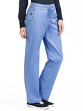 8715 YOGA DRAWSTRING PANT (SIZE: XS/P-XL/P | XS/T-XL/T) - All About Scrubs llc