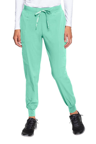 8721 SEAMED JOGGER (Size:XS-3X) - All About Scrubs llc