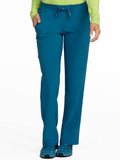 8747 YOGA 1 CARGO POCKET PANT (SIZE: XS-XL) - All About Scrubs llc