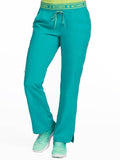 8758 YOGA 2 CARGO POCKET PANT(SIZE: XS/T-XL/T) - All About Scrubs llc