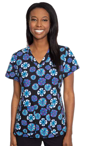 8564 Bright Medallion (BRME) - All About Scrubs llc
