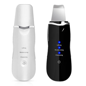 Ultrasonic Skin Scrubber - Advanced BeautyStore