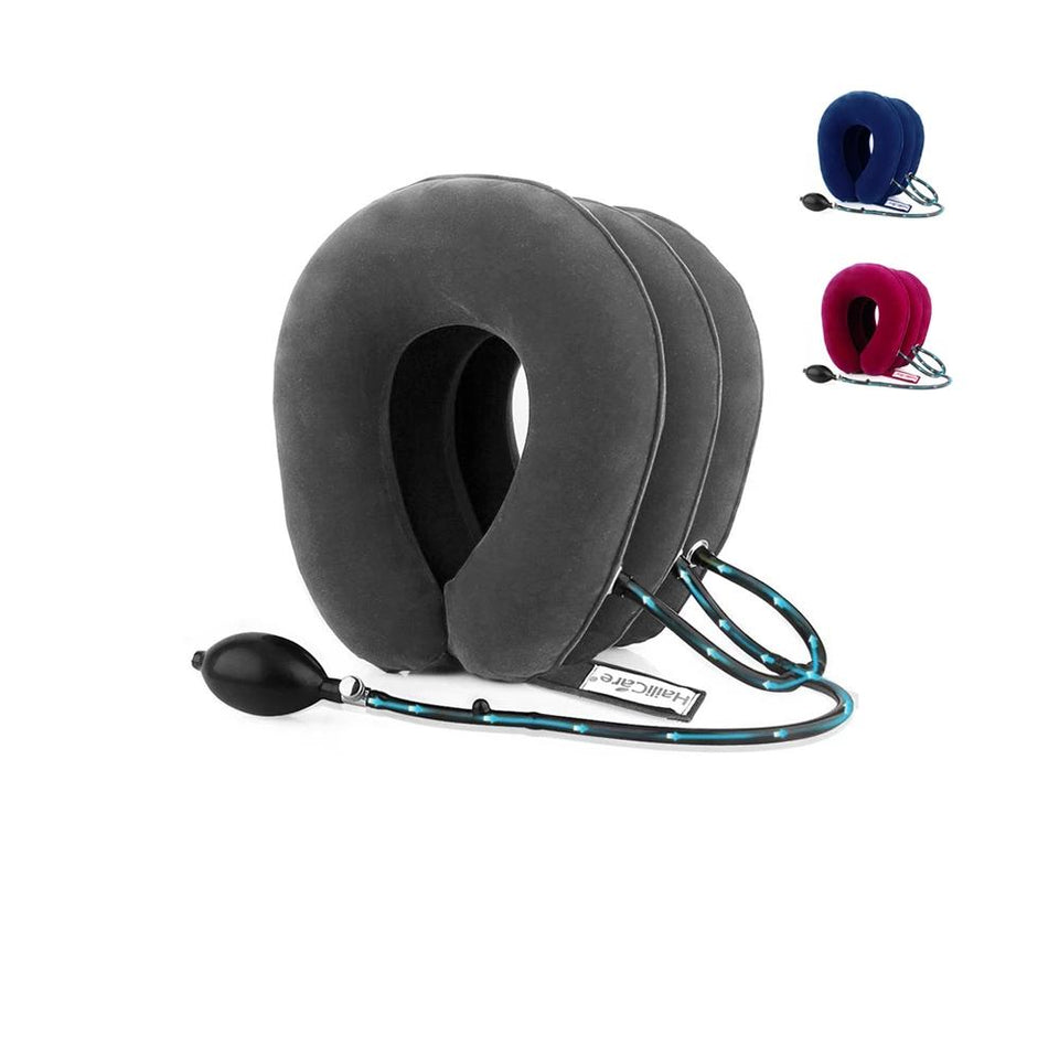 Inflatable Pain-Relief Neck Pillow - Advanced BeautyStore