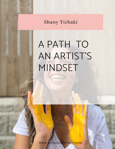 A Path to an Artist's Mindset- Currently available ONLY in the US!