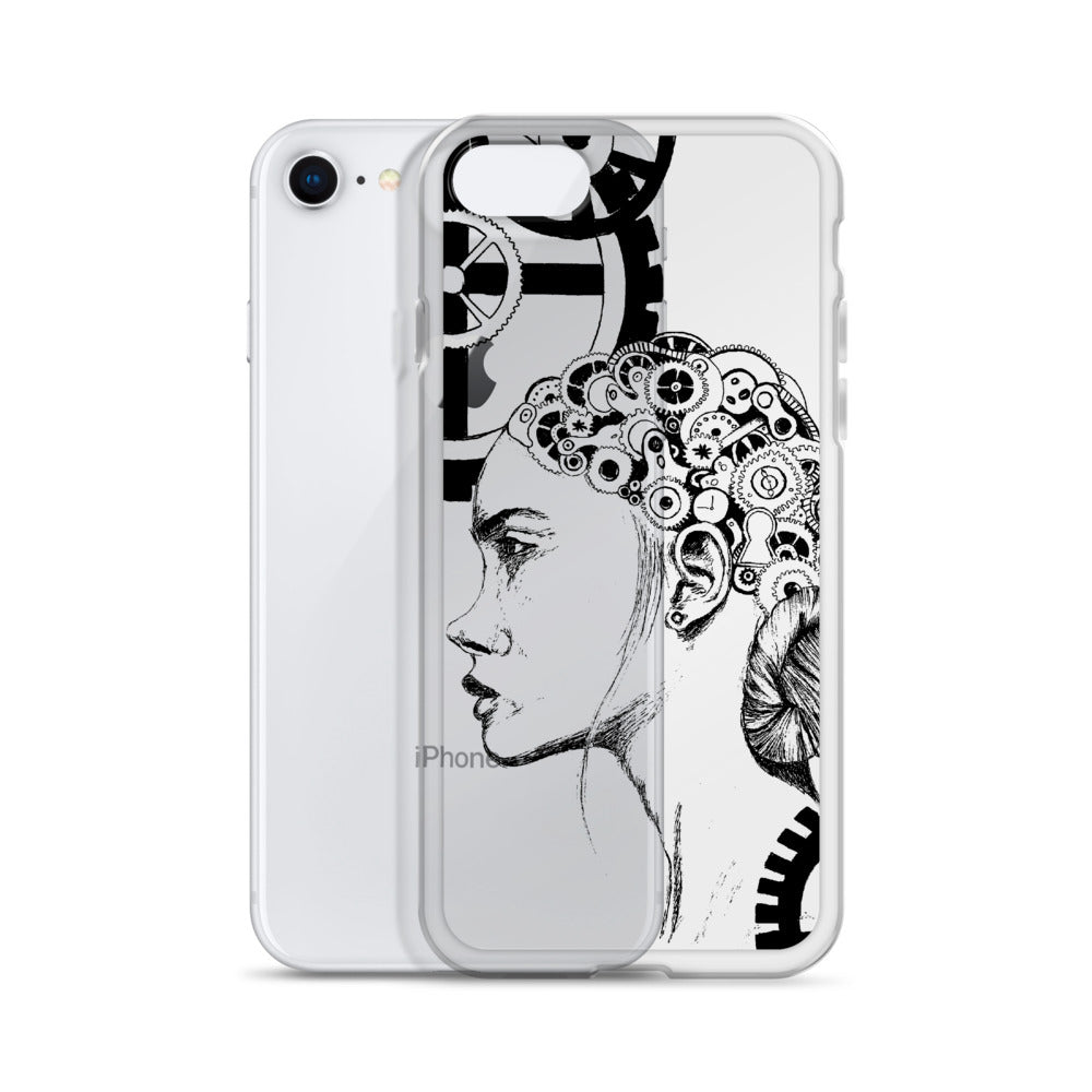 The Thinking Process- iPhone Case