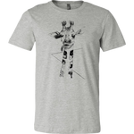 Load image into Gallery viewer, Giraffe on the Road T-shirt for Men