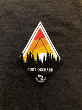 Load image into Gallery viewer, Unisex Port Orchard Retro Diamond Tee