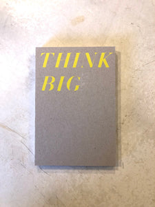 Think Big Guided Journal