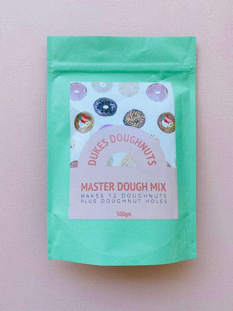 Master Dough Mix