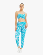 Amelie Blue Activewear Set