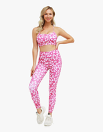 Amelie Pink Activewear Set