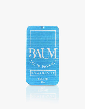 Load image into Gallery viewer, Baum Solid Parfum Femme Dominique