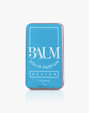 Load image into Gallery viewer, Baum Solid Parfum Femme Keaton