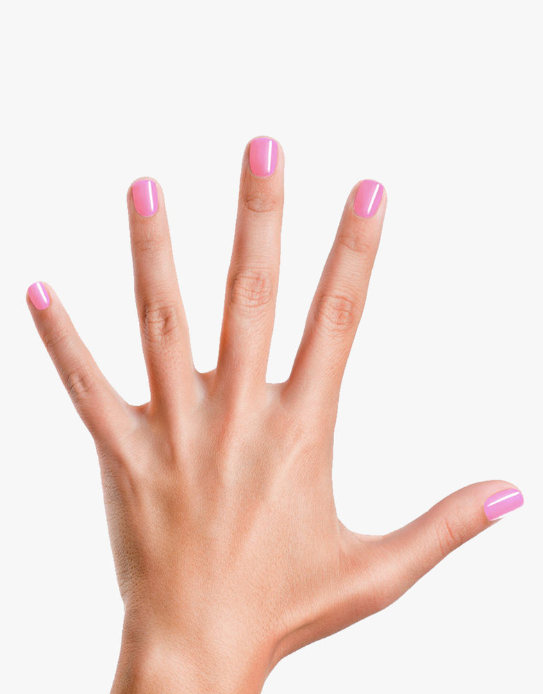 Load image into Gallery viewer, Pinkie Promise: Matte Neon Pink Nail Polish