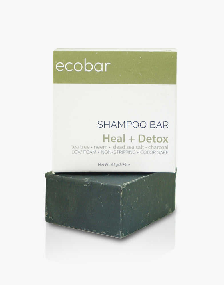 Heal + Detox Shampoo Bar