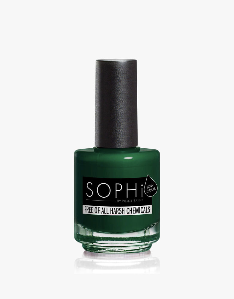 Load image into Gallery viewer, Fir Sure: Forest Green Nail Polish