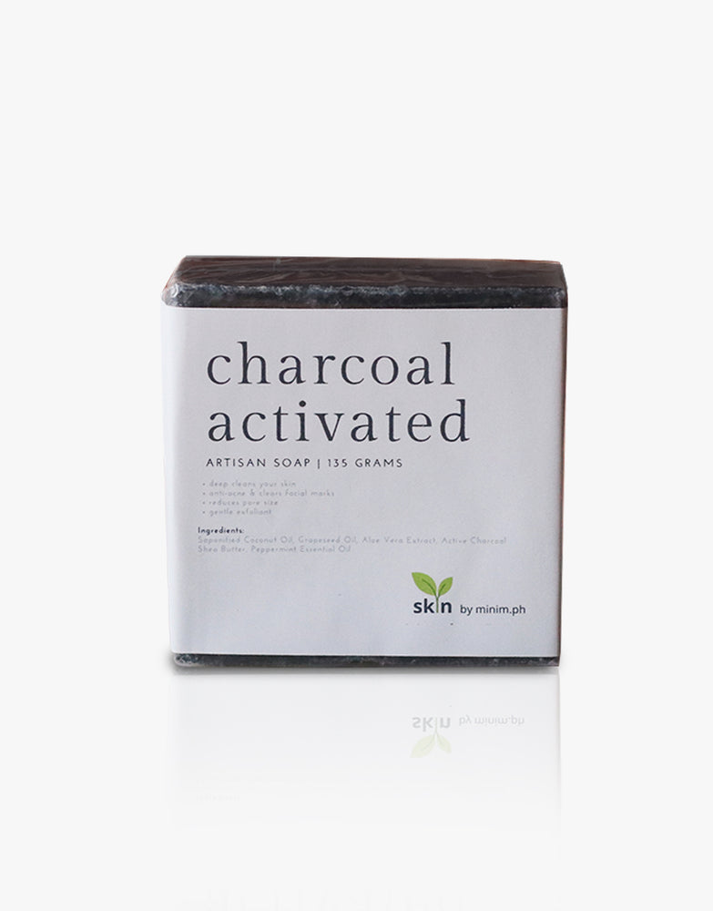 Artisan Soap - Charcoal Activated