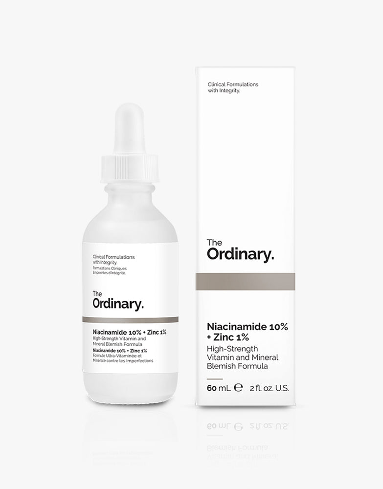 Load image into Gallery viewer, Niacinamide 10% + Zinc 1%