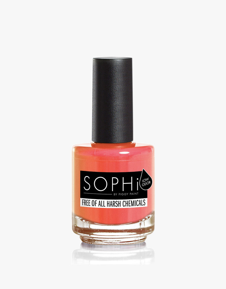 Load image into Gallery viewer, Rome-ance Me: Romantic Peach Nail Polish