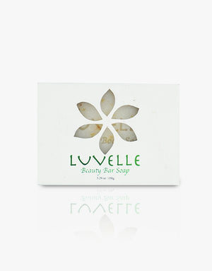 Luvelle Bath Essentials Oatmeal Soap