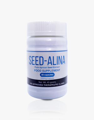 Seed Alina (Pure Apricot Seed Extract)