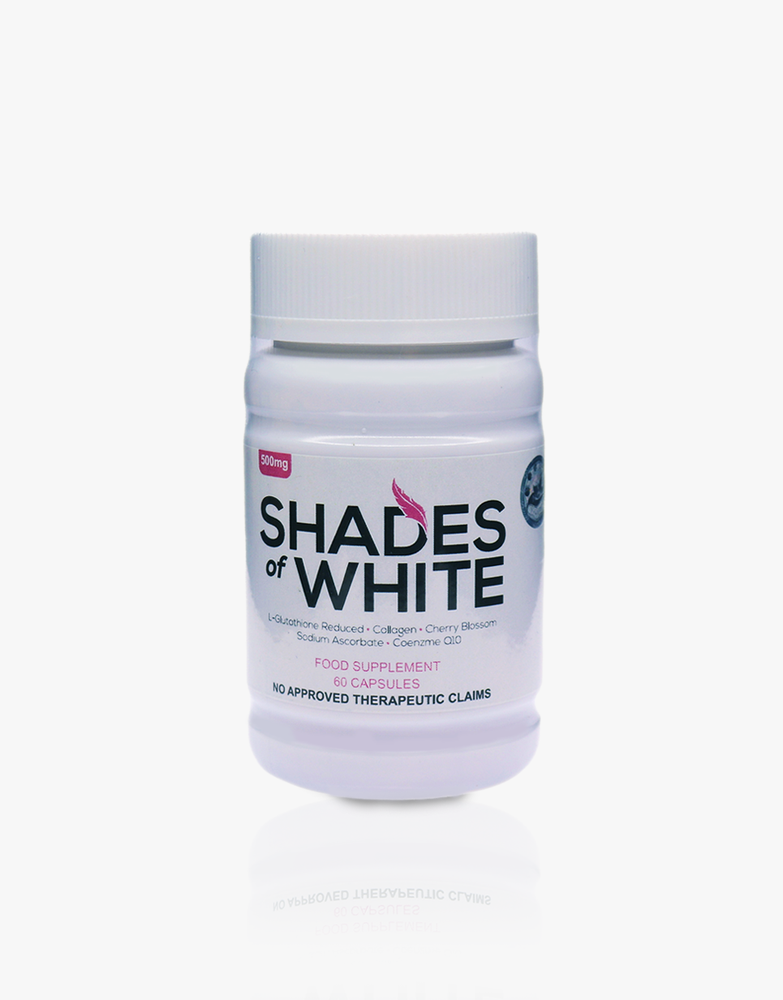 Shades of White Food Supplement