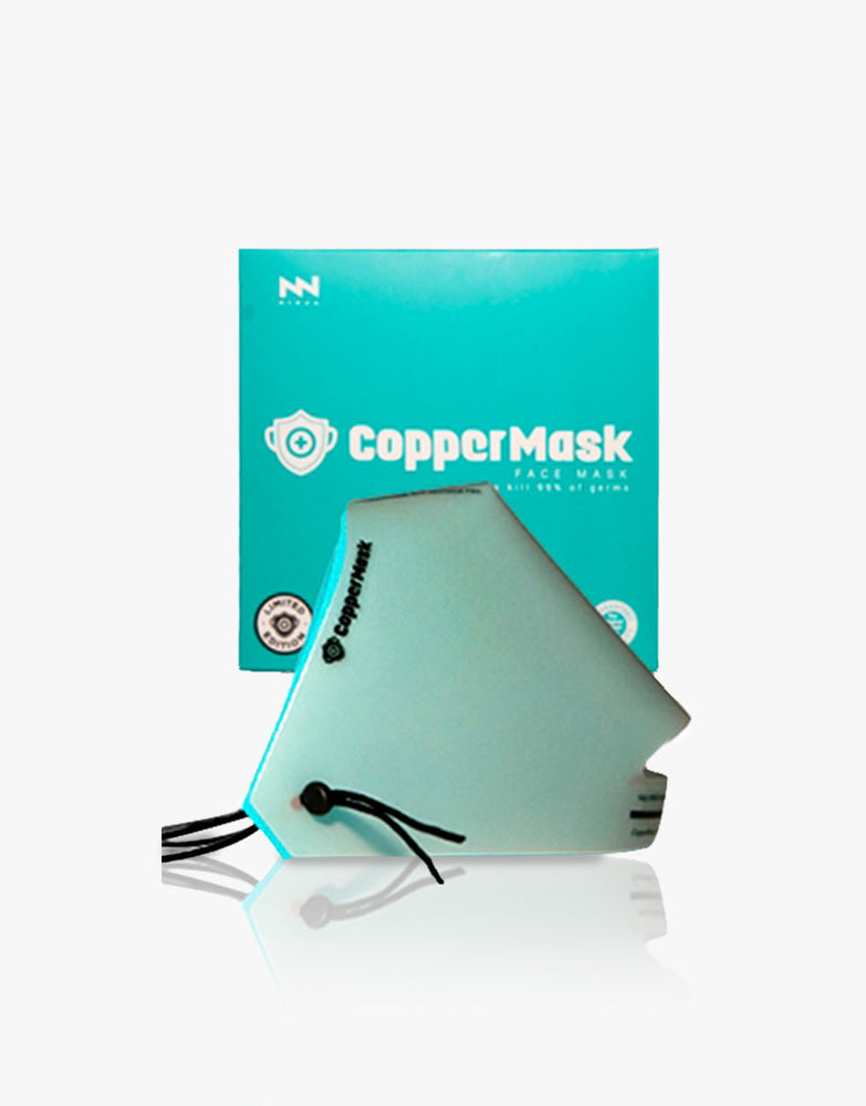 Load image into Gallery viewer, Copper Mask