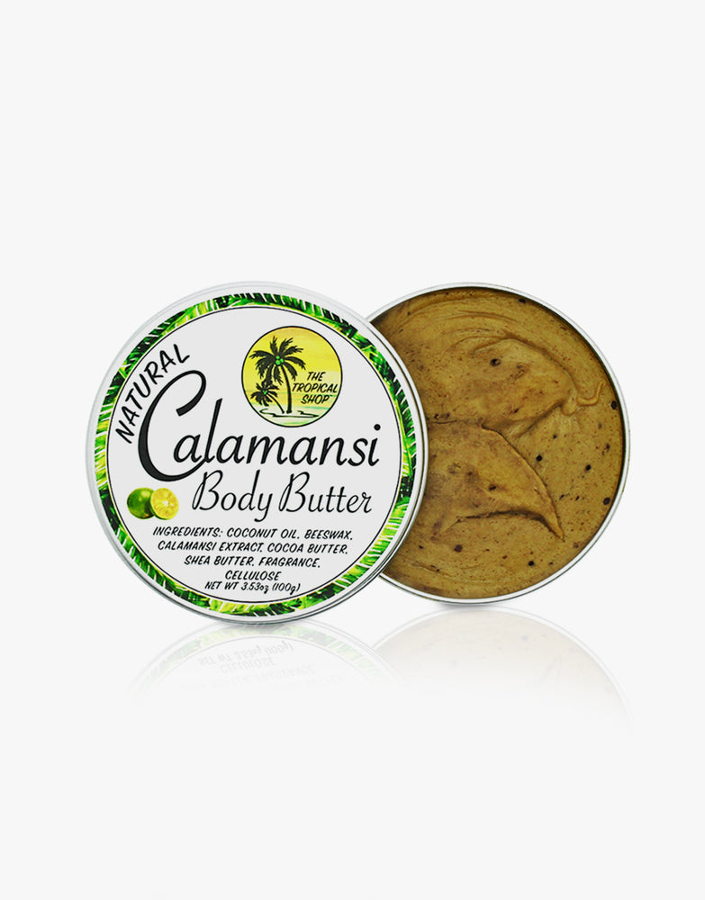 Natural Calamansi Body Butter