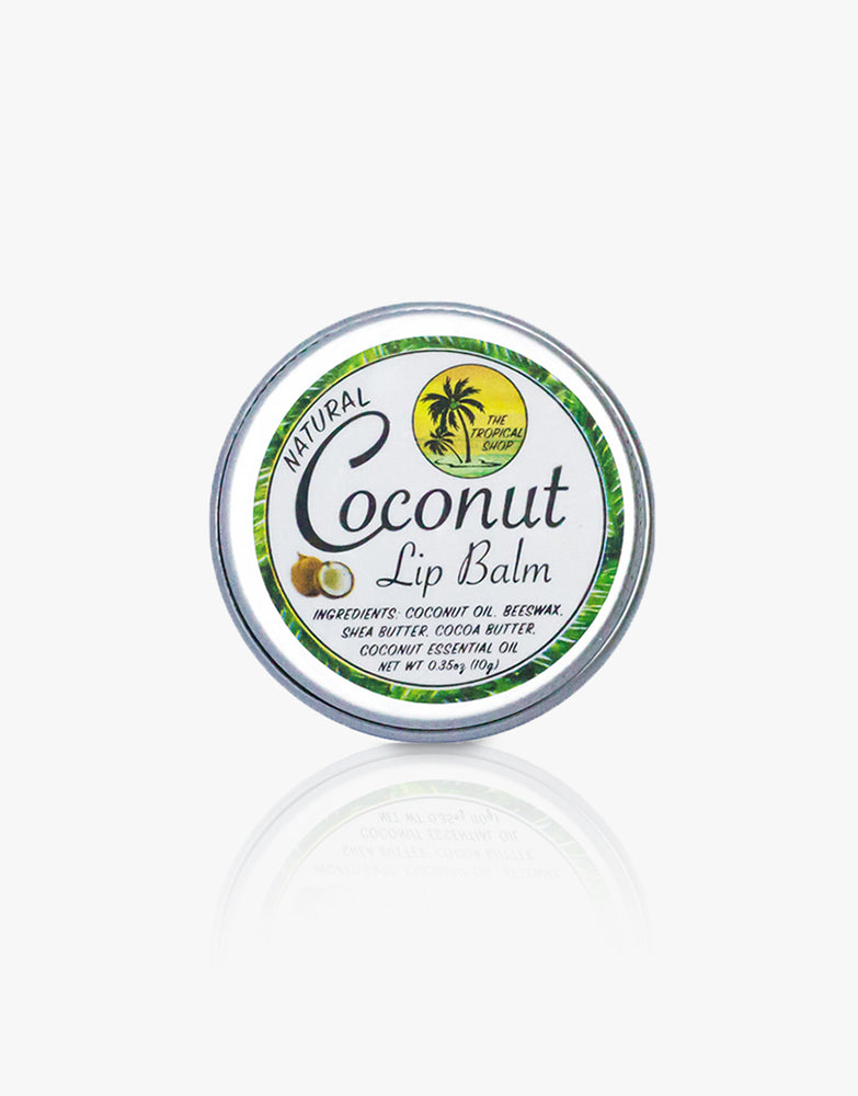 Load image into Gallery viewer, Natural Coconut Lip Balm