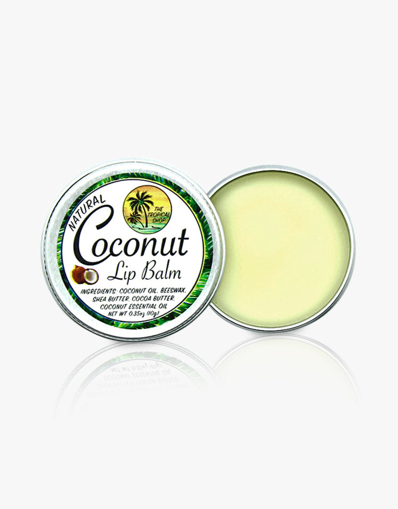 Natural Coconut Lip Balm