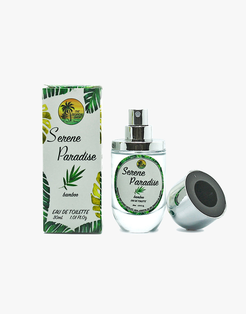Serene Paradise Perfume - Bamboo Scent