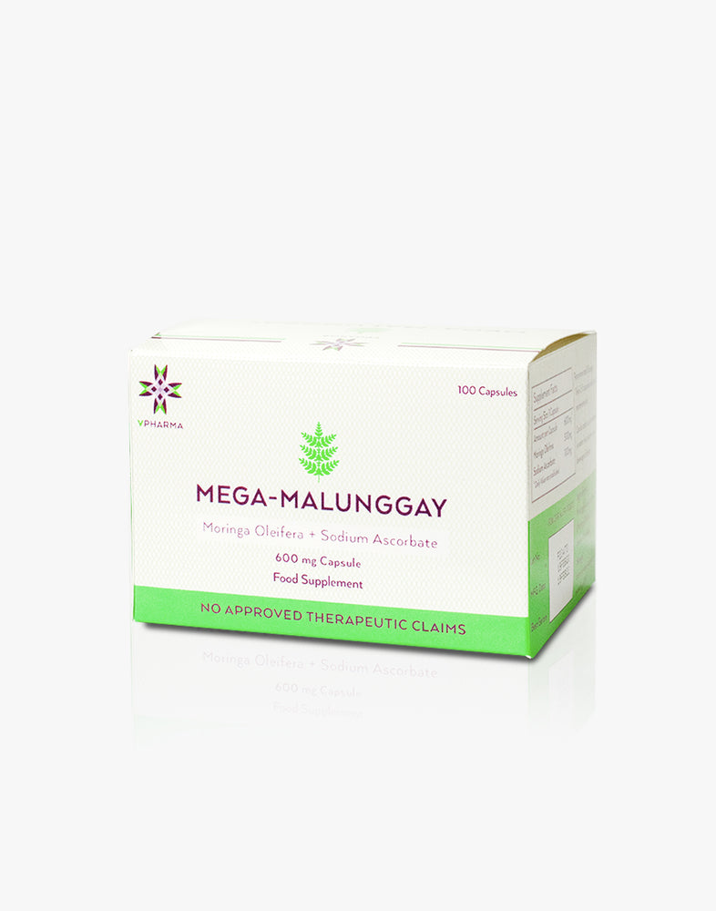 Load image into Gallery viewer, VPharma Mega-Malunggay 100s