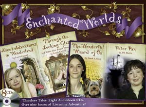 Enchanted Worlds Audio Cd