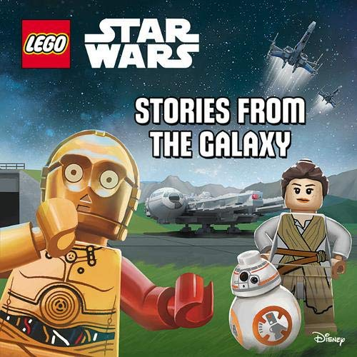 Lego Star Wars Stories From The Galaxy
