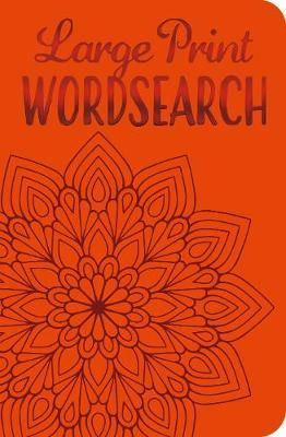 Large Print Wordsearch (192pg Royal) (AD007518NT)