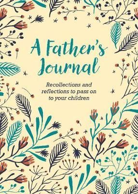 A Father's Journal (Hardcover)